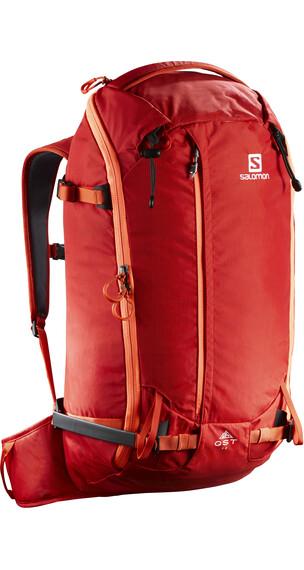 Salomon QST 30 Backpack Lava Orange/Vivid Orange